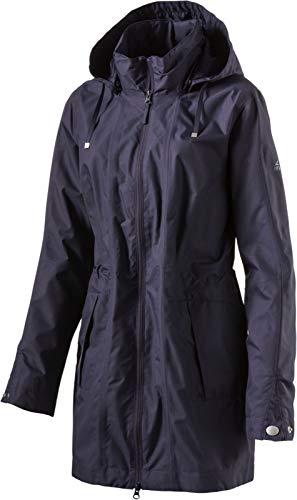 McKINLEY Damen Funkt-Mantel Edinburgh Jacke, Graphite, 42