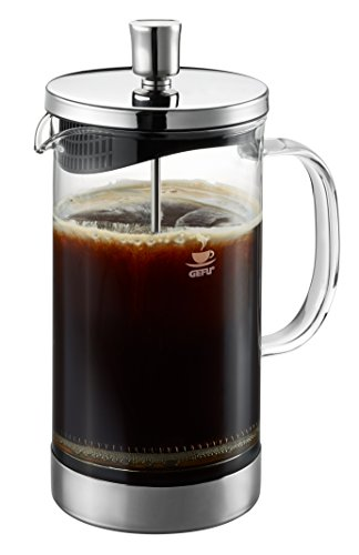 GEFU 16191 Kaffeebereiter Diego (1000 ml) - French Press und Kaffeekanne in Einem