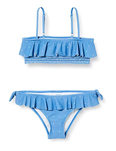 ZIPPY Bikini de niña SS20, Blue, 10/12 para Niñas