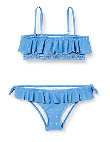 ZIPPY Bikini de niña SS20, Blue, 6/7 para Niñas