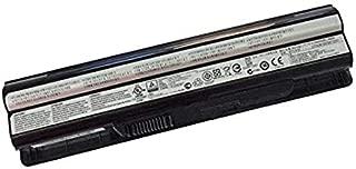 EliveBuyIND® 11.1V 49Wh BTY-S14 BTY-S15 Battery compatible with MSI GE60 GE70 GE620 CR650 CX650 FR700 FR600 FR400 FX700 FX400 MS-16G7 FX620DX