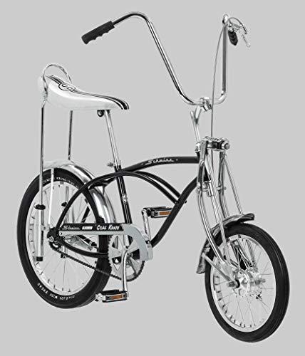 Schwinn Classic Old School Krate Bike, Ape Handlebar and Bucket Saddle, 20-Inch Wheels,...