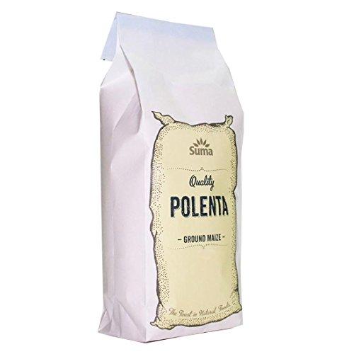 Suma Commodities - Organic | Polenta - Organic | 25KG
