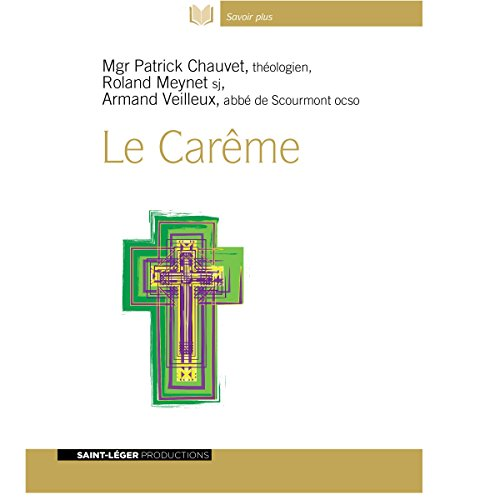 Le Carême audiobook cover art
