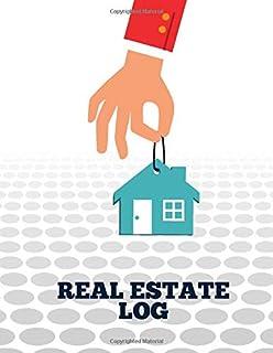 Real Estate Log: Realtors' Portfolio Management planner (Realtor Information Logbooks)