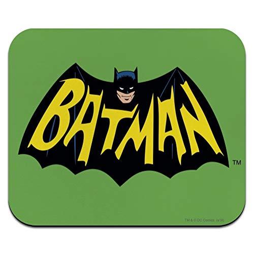 Batman Classic TV Series Logo Low Profile Thin Mouse Pad Mousepad