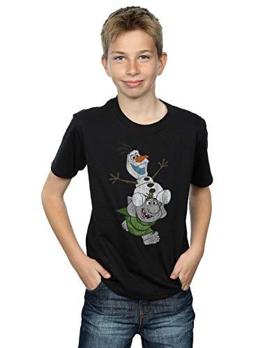Disney Niños Frozen Olaf and Troll...