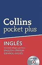 Collins pocket plus. english-spanish, español-inglés. con CD-ROM: Diccionario bilingüe y gramática Español-Inglés | English-Spanish (incluye CD)