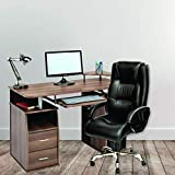 High Living High-Back Executive Office Chair | Desk Chair | Director Chair