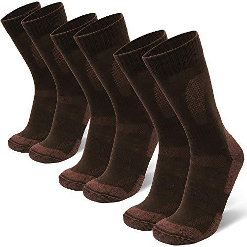 Calcetines de senderismo de lana (3 Pares)