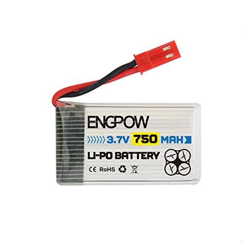 AVANI EXCHANGE 3,7 V 750 mAh 25C Batterie für X400X500X800 HJ819 SY X25 RC Quadcopter