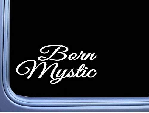 CELYCASY Born Mystic M402 sticker Empath Mystic 20 cm