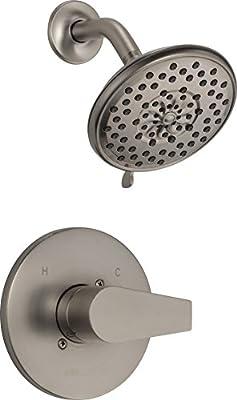 Peerless PTT14219-BN Xander Shower Head Trim Only (Valve Sold Separately), Brushed Nickel