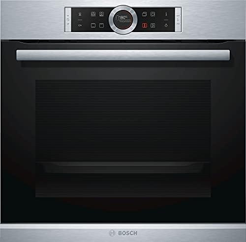 Bosch HBG633NS1 Forno da Incasso, 3600 W, 71 Litri, Acciaio Inossidabile