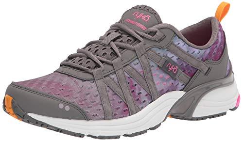 Ryka Women's Hydro Sport Water Shoe, Coal Grey, 10