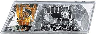 Faro Izquierdo/Piloto DEPO Compatible con Ford Grand Marquis 1998-2002