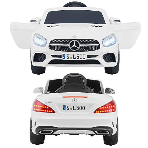 Uenjoy Mercedes-Benz SL500 Kids Car