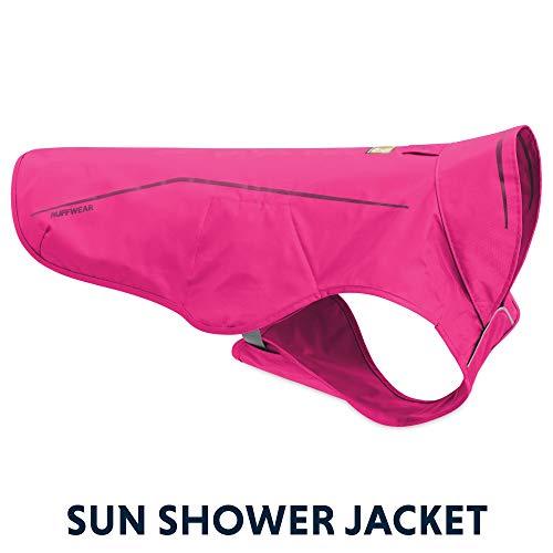 RUFFWEAR Sun Shower Waterproof dog rain jacket