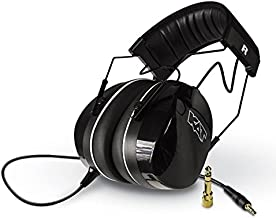 KAT Percussion KTUI26 Ultra Isolation Headphones w/Bonus RIS Pick 736021410374
