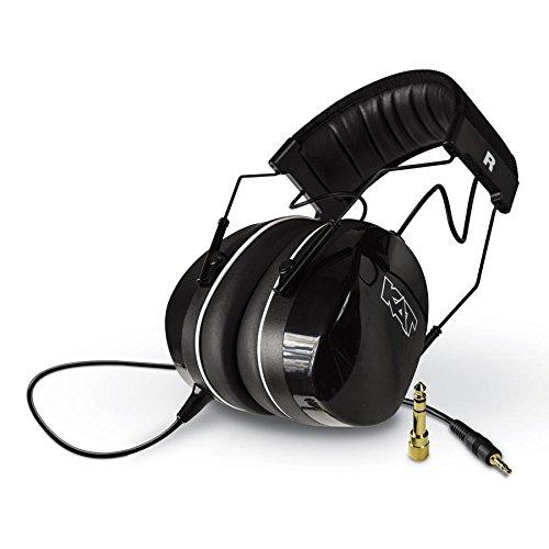 KAT Percussion KT-UI26 Ultra Isolation Headphones w/Bonus Deluxe RIS Pick (x1) 5550114633