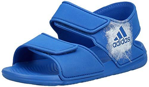 adidas Baby Jungen Altaswim Badeschuhe, Blau (Blue/Ftwr White/Ftwr White), 24 EU