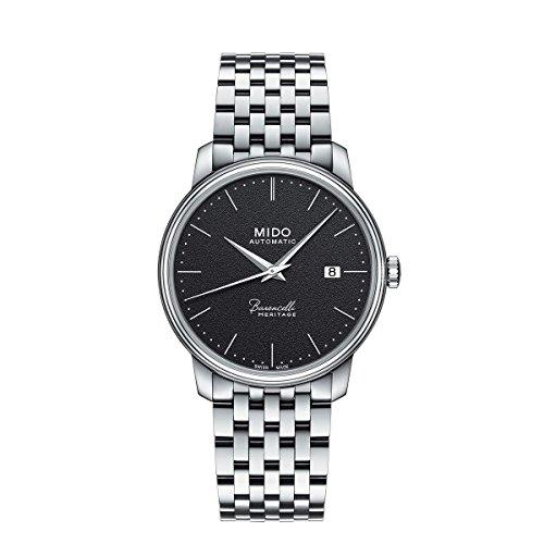 Mido Herren Digital Automatik Uhr mit Edelstahl Armband M0274071105000