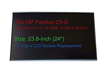 hp pavilion 23 replacement screen
