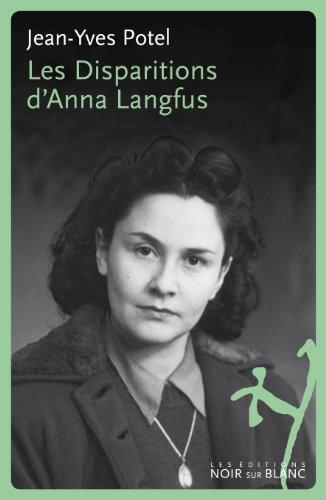 Les disparitions d'Anna Langfus