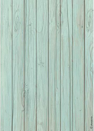 STAMPERIA INTERNATIONAL, KFT DFSA4462 Reispapier, A4, Holz, Wood X Johanna Rivero, Einheitsgröße