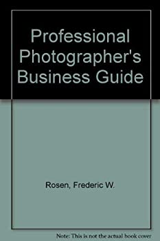 Hardcover Professional Photographer's Business Guide Book