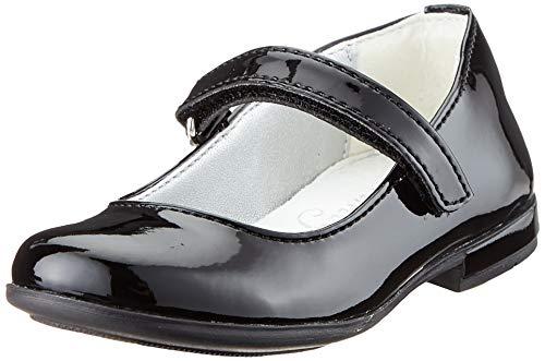 PRIMIGI Mädchen PFQ 44400 Ballerinas, Schwarz (Nero 4440000), 25 EU