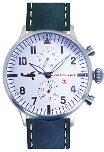 Reloj de Hombre Piloto Aviador Type 1 Billy Bishop
