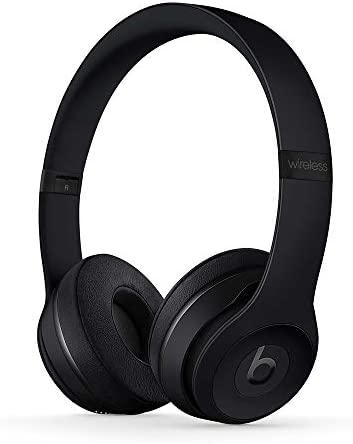 Beats Solo3 Wireless On Ear Headphones Apple W1 Headphone Chip Class 1 Bluetooth 40 Hours Of product image
