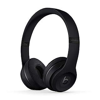 Beats Solo3 Wireless - Auriculares supraaurales - Chip Apple W1, Bluetooth de Clase 1, 40 Horas de Sonido ininterrumpido - Negro (B07YVXGFLS) | Amazon price tracker / tracking, Amazon price history charts, Amazon price watches, Amazon price drop alerts