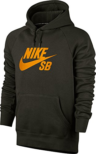 Nike Herren Kapuzenpullover SB Icon Pullover Hoodie