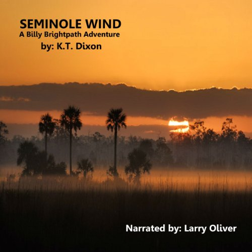Seminole Wind  audiobook cover art