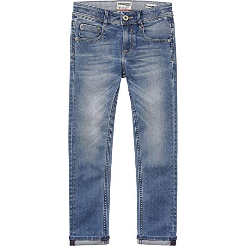 Vingino Alessandro Jungen Jeans mid Blue wash Skinny Holiday 2020 (16/176)