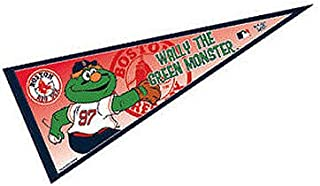 Boston Red Sox Wally Pennant and 12