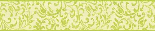 A.S. Création 905536 selbstklebende Bordüre, grün