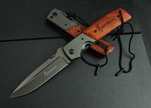 FARDEER KNIFE Couteau Pliant extérieur à partir...