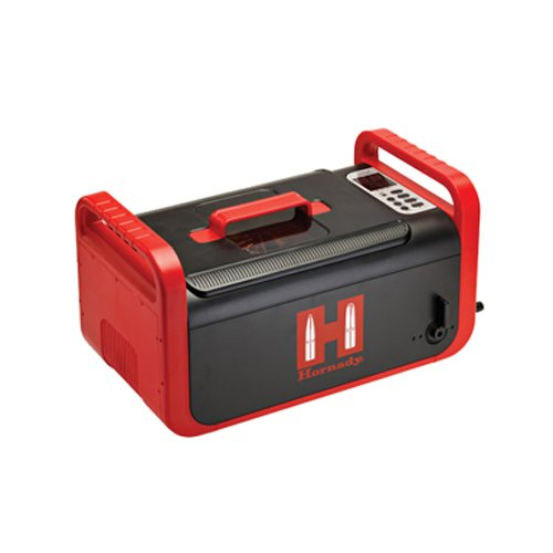 Hornady 43370 Lock-N-Load 7L 110 VT Sonic Cleaner, Red
