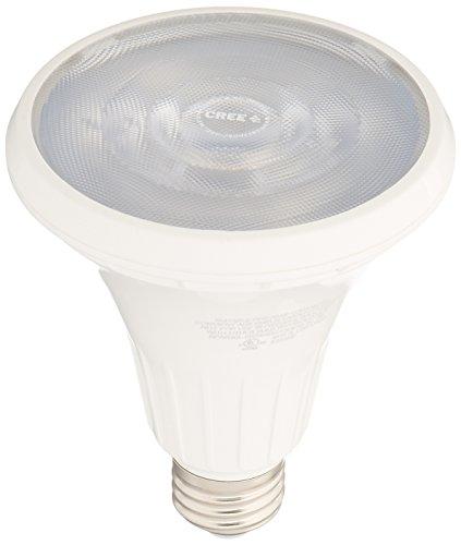 Cree BPAR30L-0853040C-12DE26-1C100 75W Equivalent Bright White 3000K PAR30 Long Neck 40 Degree Flood Dimmable LED Light Bulb