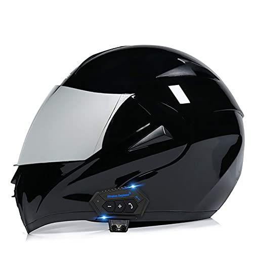 Medio casco de motocicleta Brain-Cap · Casco de motocicleta de media concha casco jet scooter ciclomotor retro Harley motocicleta medio para Cruiser Chopper Bikers