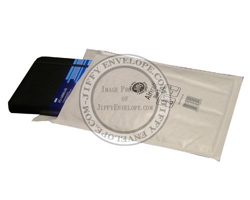 25 x Jiffy Airkraft JL2 E/2 White Bubble Lined Padded Mailers Size 215mm x 245mm