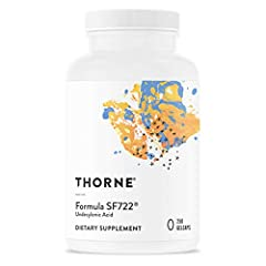 GI MICROBIAL BALANCE: Thorne's innovative approach for maintaining healthy gut flora* EFFECTIVE: Six times more effective than caprylic acid VAGINAL HEALTH: Also maintains a healthy level of vaginal flora* BEST-SELLER: One of Thorne's best-selling pr...