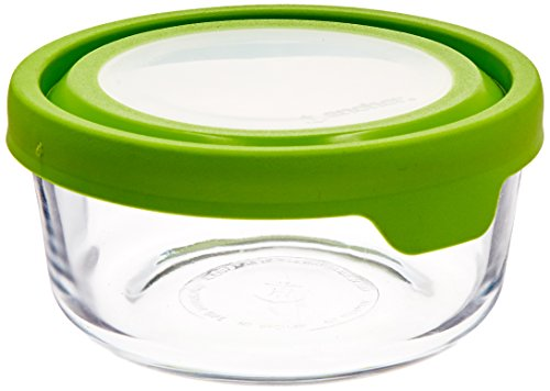 Anchor Hocking TrueSeal Glass Food Storage Container with Airtight Lid,...