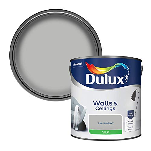 Dulux Silk Emulsion Paint For Walls And Ceilings