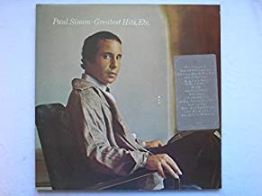 Simon, Paul Greatest Hits LP CBS 10007 NM/NM 1975 with inner