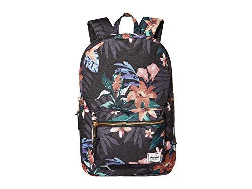 Herschel Settlement Backpack, Summer Floral Black, Classic 23.0L