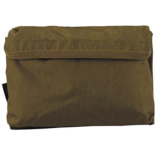 MFH Mehrzwecktasche Mission III Universaltasche Geldbörse Tasche Outdoor Tasche Camping viele Farben (Coyote)